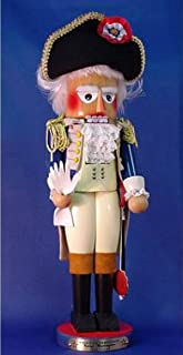 Retired Signed Karla Stienbach *George Washington* Nutcracker 1st in American Presidents Series
