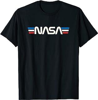 Badge spatial rétro vintage Astronomie NASA T-Shirt
