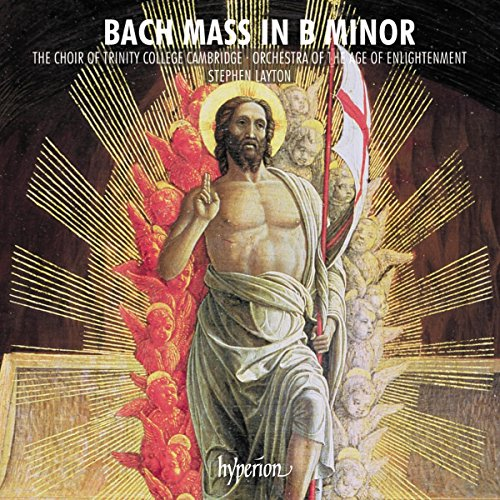 Trinity College Choir&Orchestra Of - Mass In B Minor
