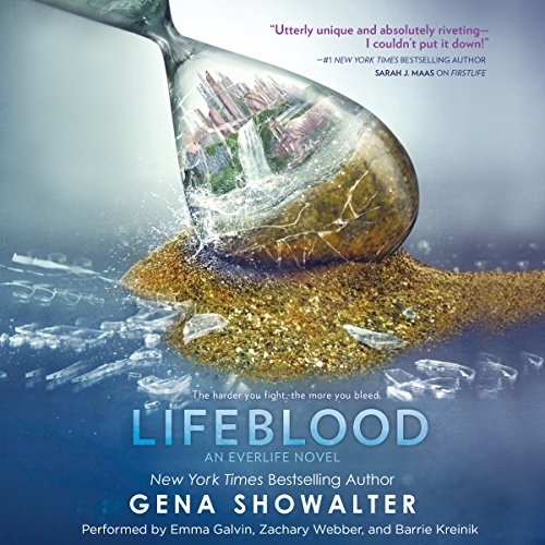 Lifeblood: An Everlife Novel, Book 2