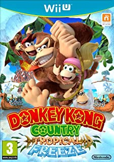 Donkey Kong Country : Tropical Freeze - Standard (B00DC6Y9BK) | Amazon price tracker / tracking, Amazon price history charts, Amazon price watches, Amazon price drop alerts