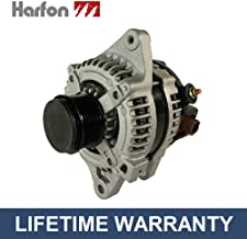 HARFON 11386 Premium Quality Replacement Alternator for 2009-2013 Toyota Corolla 1.8L Matrix 2009-2010 Scion Xd 2008-2014 VND0469 104210-2800 104210-2801 104210-2802 889 AND0469