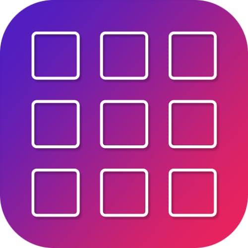 Giant Square Grid Maker For Instagram