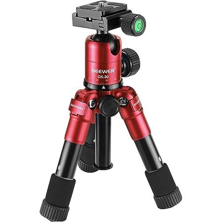 Neewer 50cm Tragbare Kompakt Tisch Makro Mini Stativ Kamera