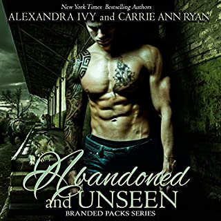 Abandoned and Unseen audiobook cover art