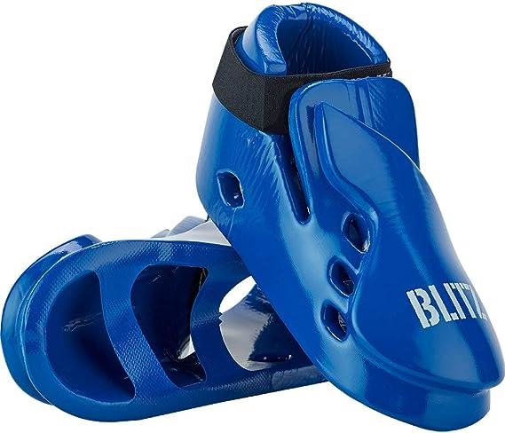 Blitz Sport Dipped Foam Foot Large Blue