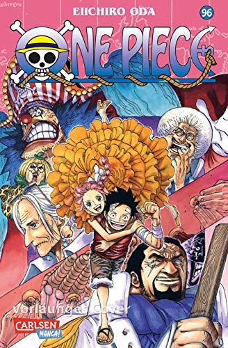 One Piece, Bd.96