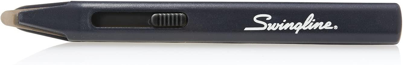 Swingline Staple Remover, Blade Style, Built-in Magnet, Ultimate, Black (S7038121)