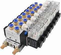 Best pneumatic solenoid valve manifold Reviews