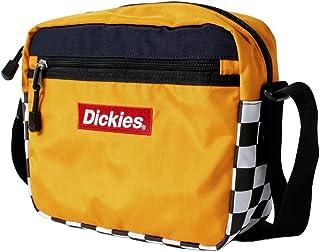 Dickies (ディッキーズ) RETRO CHECKER ショルダーバッグ メッセンジャーバッグ dwearsステッカー入り ミニ ショルダー サコッシュ