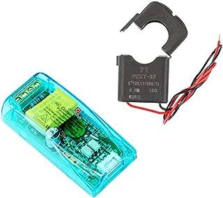 HELYZQ Módulo de comunicação TTL Modbus-RTU AC monofásico 100A versão 3.0 PZEM-004T