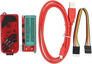 New PICKit3 Microchip Programmer with USB Cable, Wires Pic Kit 3 and ICSP Socket
