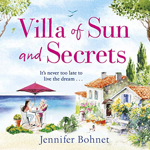 Villa of Sun and Secrets cover art