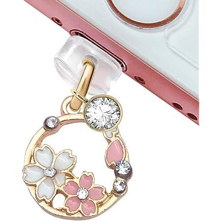 CP6 USB Charging Port Anti Dust Plug Cute Pink Donut Pendant Phone Charm for iPhone 11// XS MAX//XR//X//8 Plus//7//6S//6//SE iPad iPod