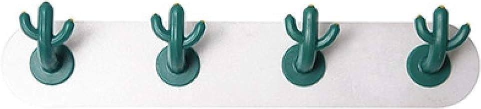 Multifunctionele Haken 33*6 Cm Groen Sticky Mount Hanger Haak Muur Deurhanger Multi Functionele Cactus Haken Duurzaam