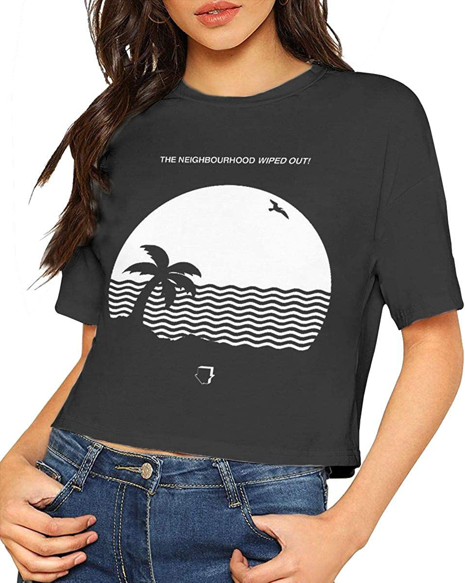 THE NEIGHBOURHOOD Wiped Out House Album T-shirt Women and Men Any Size NWH01