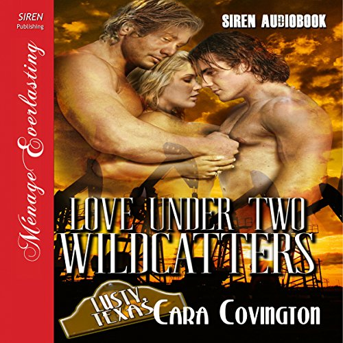 Love Under Two Wildcatters audiobook cover art