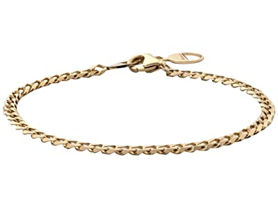 Miansai Cuban Link Necklace (Polished Gold) Necklace