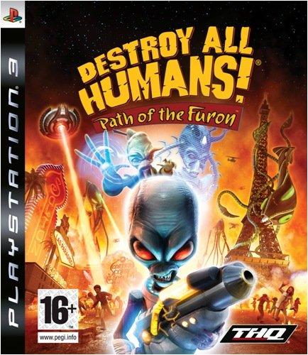 Destroy All Humans: Path of the Furon (PS3) [Importación inglesa]