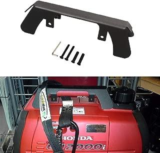 Dixuan Auto Parts Theft Deterrent Security Bracket Fit for Honda Generator EU2000i, EU2200i, EU2000i Companion, EU2000i Camo Generator Bracket Protection 63230-Z07-010AH