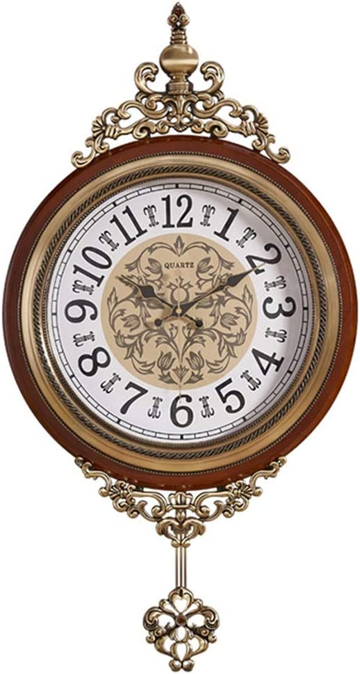 MJJ HYJ-Family Spring new work Clock Brand new Rectangular Movemen Wall Refined 80cm