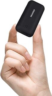 Heganus Telefonladdare, 10 000 mAh bärbar laddare, snabbladdning 2,4 A utgångar och USB C-ingångsbatteripaket kompatibel m...