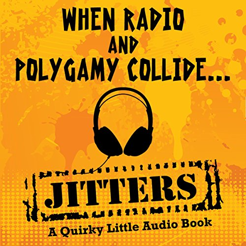 Jitters audiobook cover art