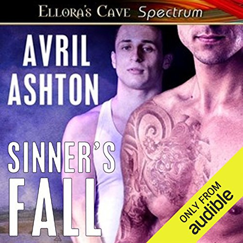 Sinner's Fall audiobook cover art