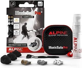 Alpine MusicSafe Pro Bouchons d'Oreilles Protection Auditive pour les musiciens - Améliorez l'Expérience Musicale - Trois ...