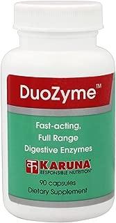 Karuna - DuoZyme 90 caps [Health and Beauty]
