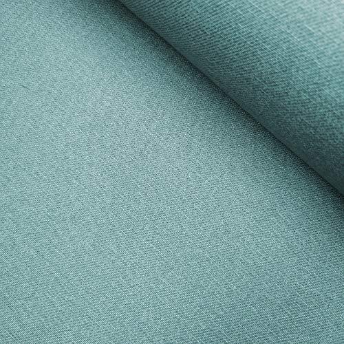 Staab's Beschichtete Baumwolle Uni Hellblau (Meterware, Qualität Zum Nähen) (50 x 140 cm)