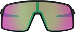 نظارة شمسية سوترو شيلد للرجال، طراز OO9406 من اوكلي, (Polished Black/Prizm Snow Jade), 37 mm