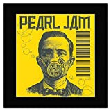 Stick It On Your Wall Mini-Poster, Motiv: Pearl Jam –