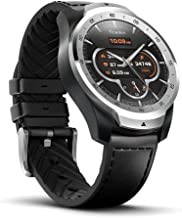 TicWatch Pro, Premium Smartwatch with Layered Display for Long Battery Life, NFC Payment..