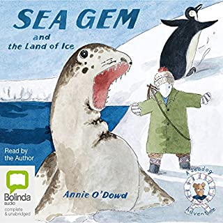 Sea Gem and the Land of Ice cover art