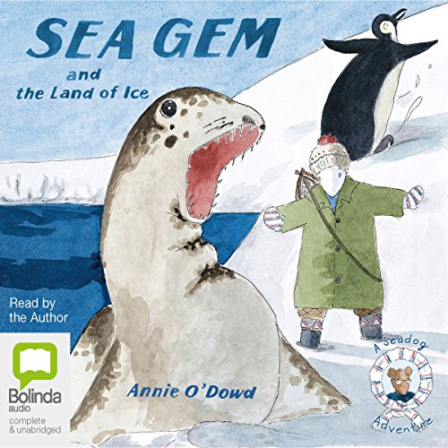 Sea Gem and the Land of Ice Titelbild