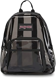 JanSport Half Pint FX Mini Backpack - Translucent Black