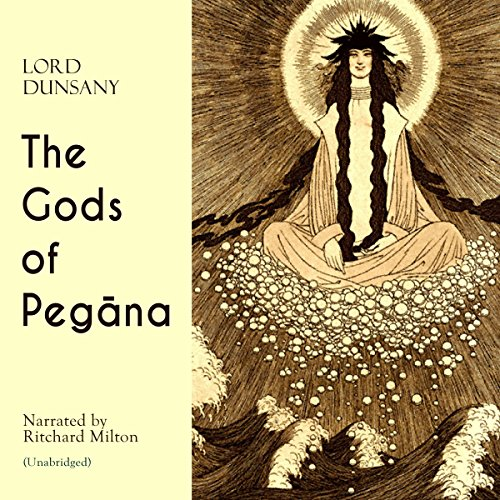 The Gods of Pegana audiobook cover art