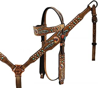 breast collar and headstall