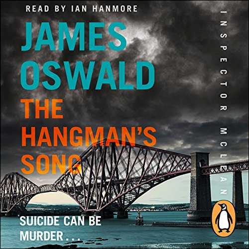 The Hangman's Song audiobook cover art