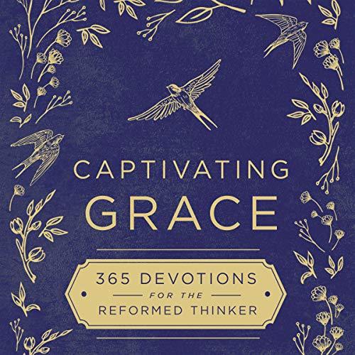 Couverture de Captivating Grace