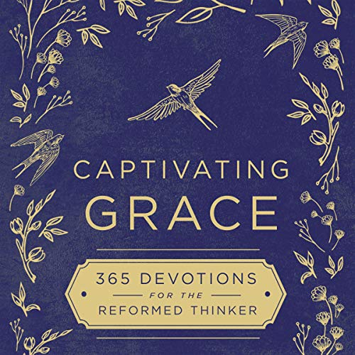 Captivating Grace audiobook cover art