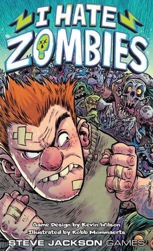 Steve Jackson Games SJG01309 kaartspel I Hate Zombies