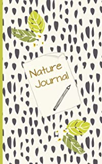 Nature Journal: Explore and Forage, hand drawn Kids Nature Log Book,  Draw Sketch Write Journal for Children lots of space add Samples, Observations, create your own Scavenger Hunt Pages