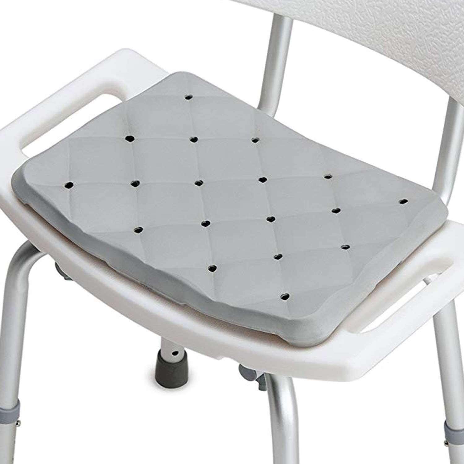DMI Bath Seat Foam Cushion Shower Attention brand for Benches Arlington Mall Chairs Transfer