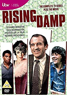 Rising Damp - The Complete TV Series Plus The Movie