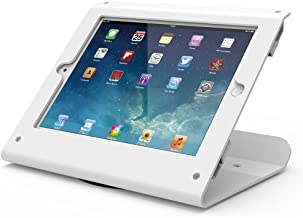 Beelta Kiosk iPad Stand – 360 Swivel Base,iPad Retail Stand for iPad Air 1,Air..