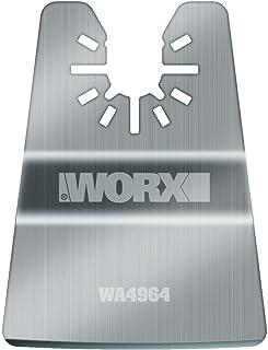 Sponsored Ad – Worx WA4964 Sonicrafter Oscillating Multitool Universal Rigid Scraper Blade