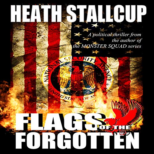 Couverture de Flags of the Forgotten