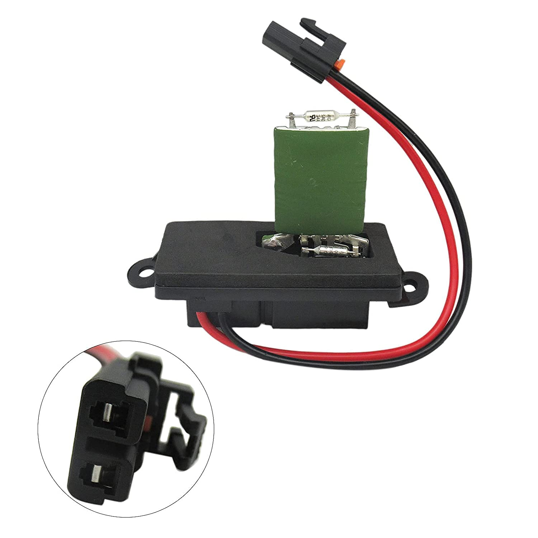 Max 62% OFF NGHTMRE Blower Motor Branded goods Resistor Repl.#15305077 1581087 89018597 fo